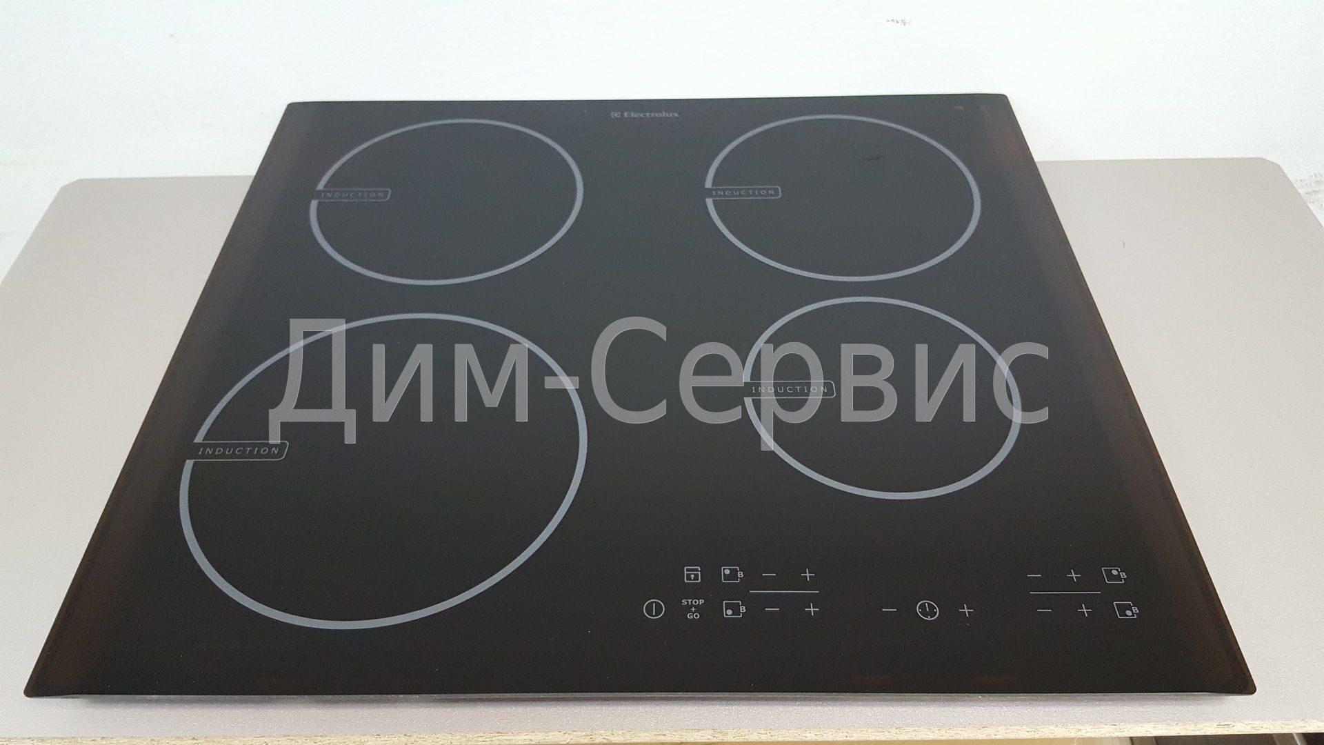 326Ремонт стеклокерамической плиты кайзер