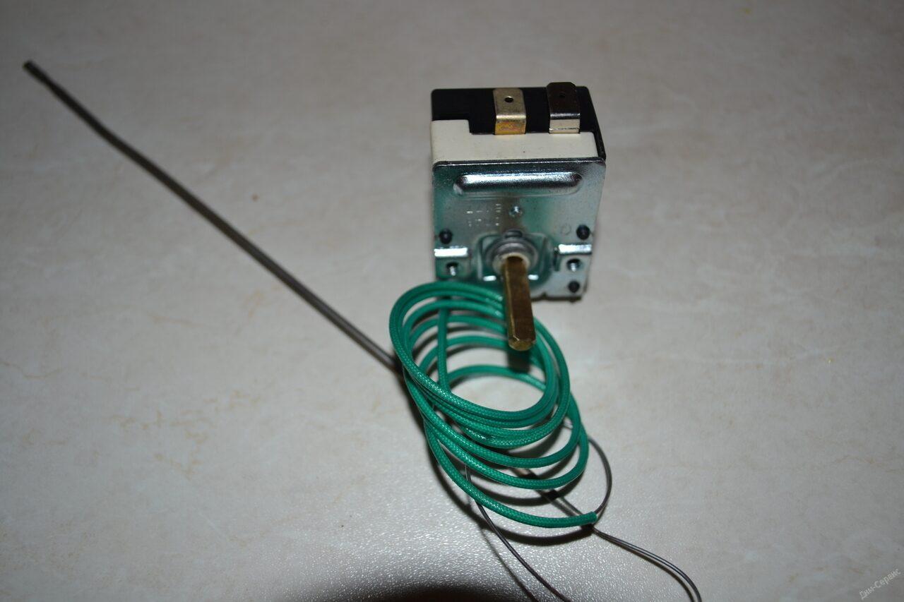 Ремонт термостата духовки своими руками 66