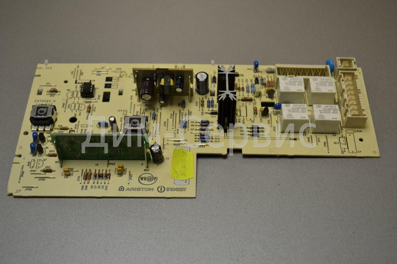 Фото модуля стиральной машины